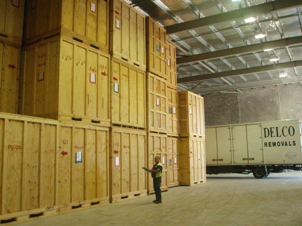 Warehouse Modules