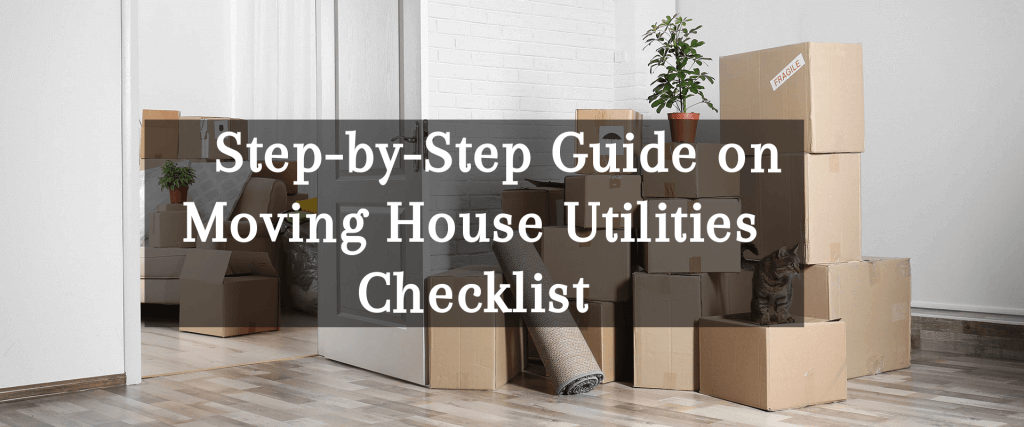 Utilities Checklist