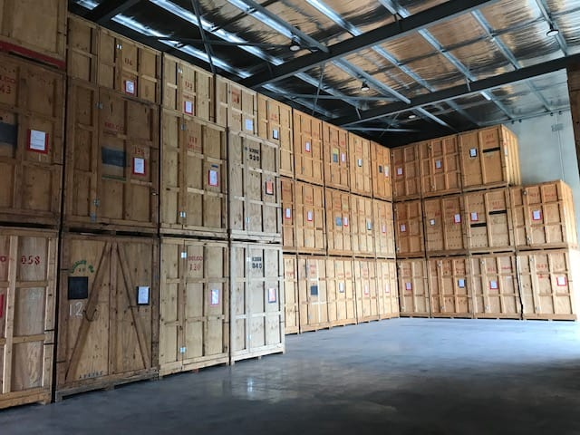 Adelaide long term storage facility