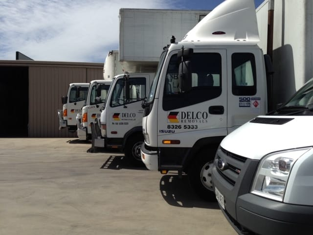 office removalists in Adelaide