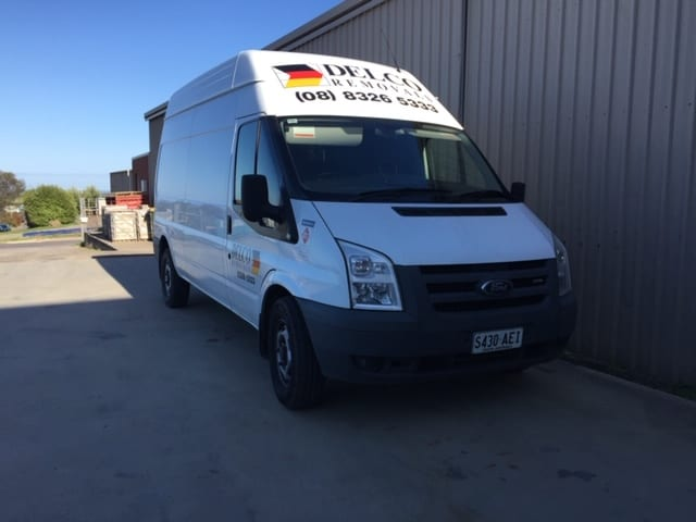 removal services in Adelaide